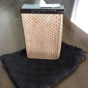 Gucci cigarette case